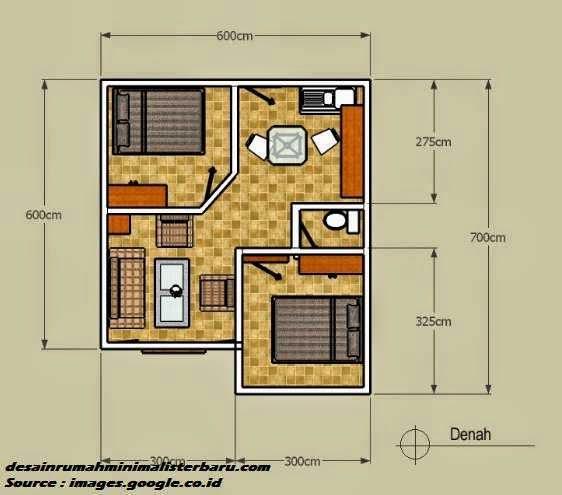 desain rumah minimalis type 36 2