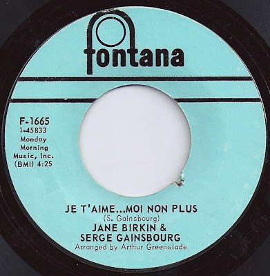 Jane Birkin & Serge Gainsbourg - Je T\'Aime...Moi Non Plus - Jane B
