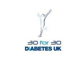30 for 30 for Diabetes UK