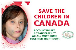 Save the children in Canada