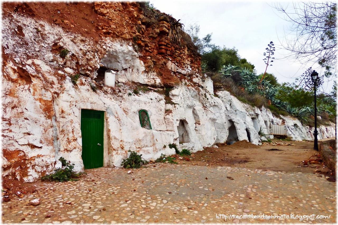 Casa cueva Vilches