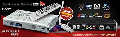 ATUALIZAÇÃO PREMIUMBOX P999 HD WIFI - V 1.34K - 20/01/2015