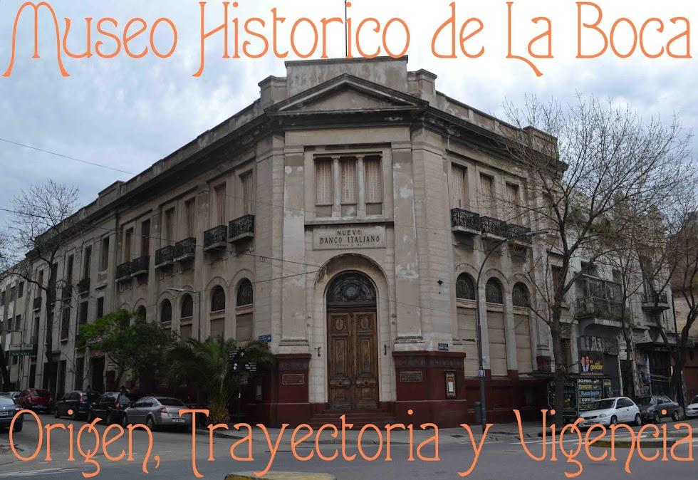 Museo Histórico de La Boca