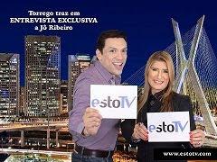 Ruben Torrego entrevista exclusiva com a blogueira Jo Ribeiro
