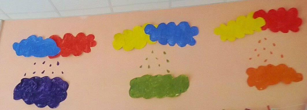 Laboratorio emozioni e creativit i colori primari - Immagine dell albero a colori ...