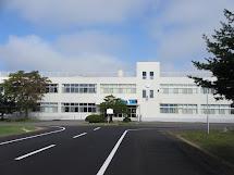 豊頃中学校の校舎