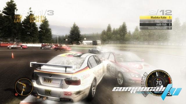 Race Driver GRID PC Full Español