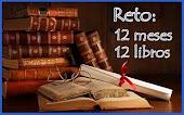 Reto: 12 meses 12 libros