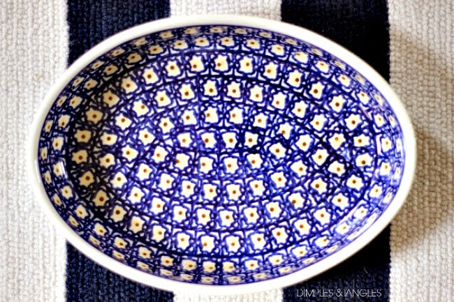 I'M BACK WITH POLISH POTTERY Dimples And Tangles Inspiration Polish Pottery Patterns