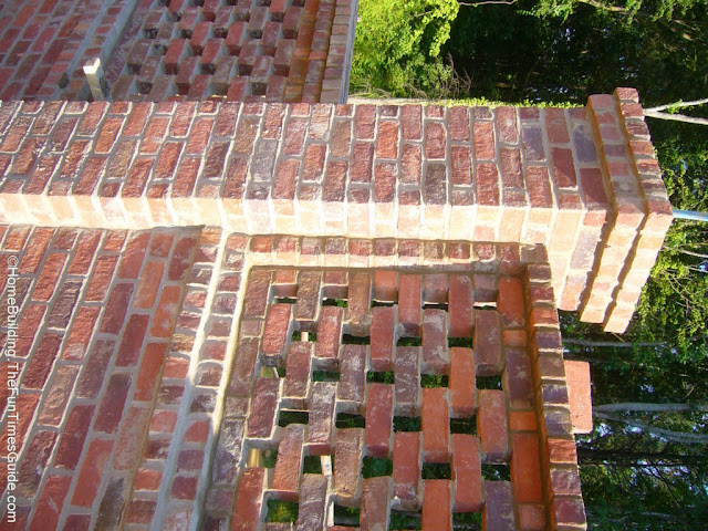 Decorative Garden Wall Bricks Brick Garden Walls