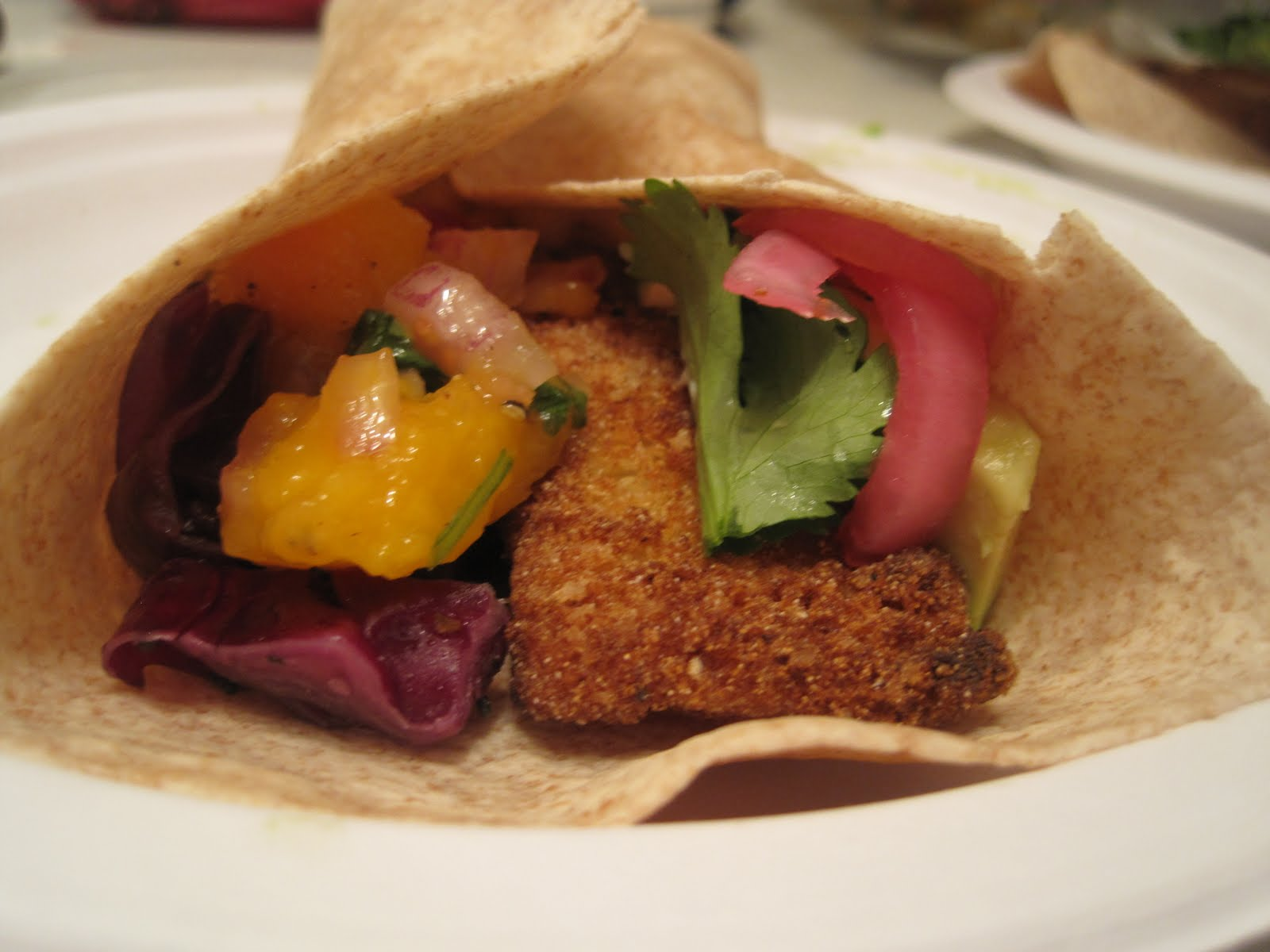 Corcoran street kitchen fried fish tacos for Fried fish tacos recipe
