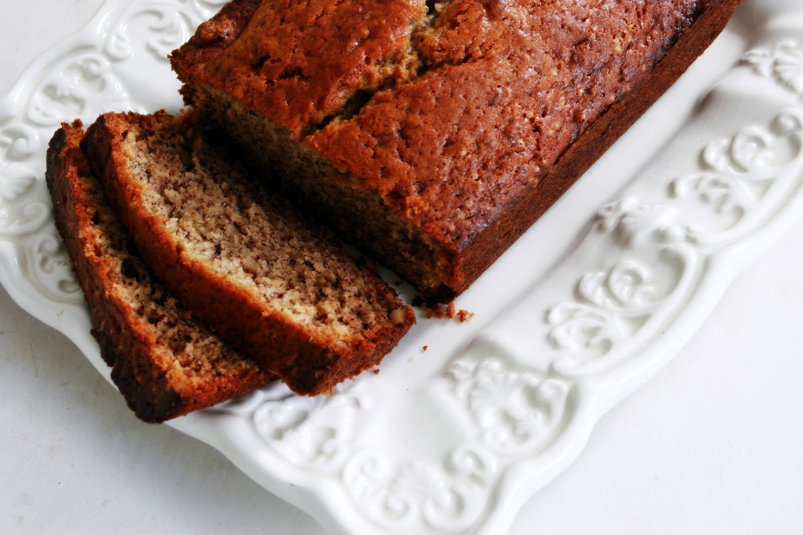 Cooking with Chopin, Living with Elmo: Banana Nut Bread