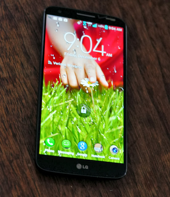 LG G2 for Verizon Wireless | Taste As You Go