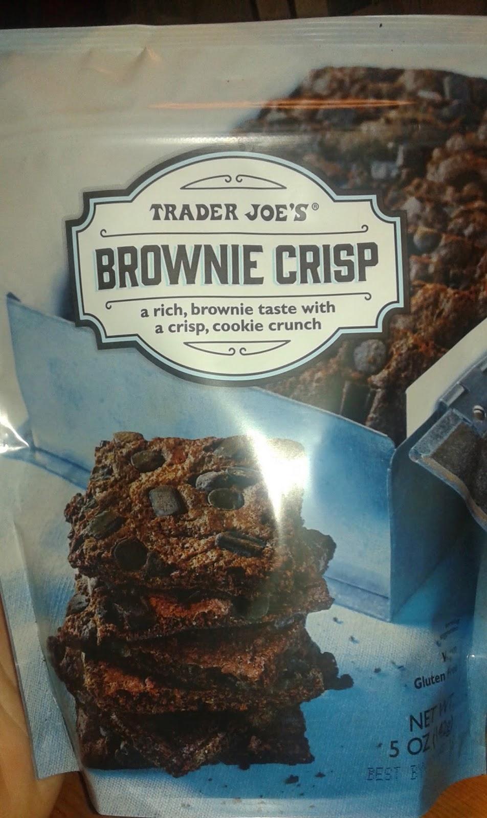 What's Good at Trader Joe's?: Trader Joe's Brownie Crisp