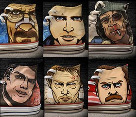 Anti-Hero Converse Kicks