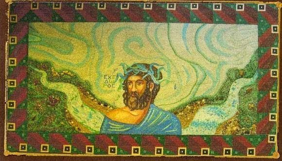 Ο ποταμός Εχέδωρος των Ελλήνων