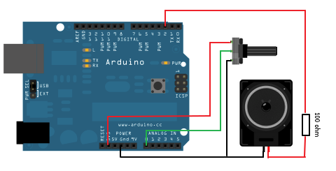 Avr firmware using arduino