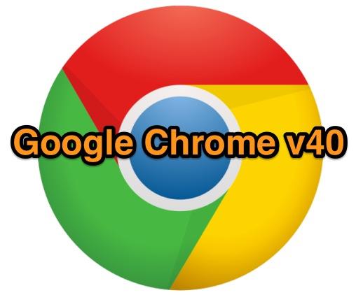 tính năng Hồ sơ người dùng Chrome 40