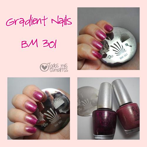 gradient-nails