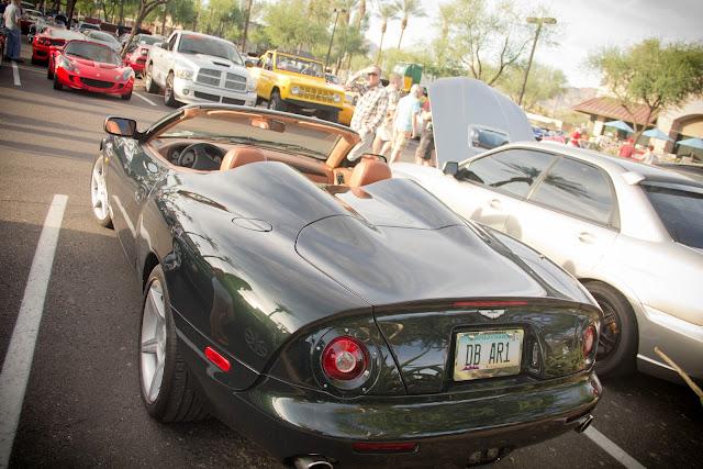 Aston Martin Zagato DB AR1