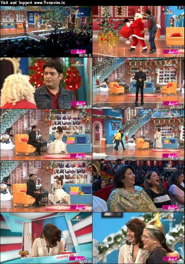 Comedy Nights With Kapil 27 Dec 2015 HDTV 480p