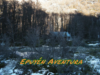 Refugio Hielo Azul - Comarca Andinia - El Bolsón - Epuyén Aventura