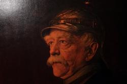 Otto von Bismarck...