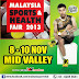 8 Nov 2013 (Fri) - 10 Nov 2013 (Sun) : Malaysia Sports & Health Fair 2013