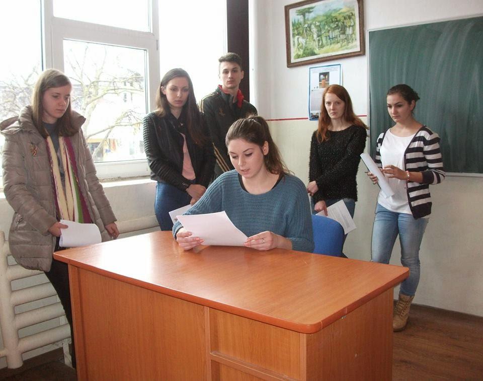 Sesiunea de comunicări pe tema Unirii Principatelor, Roznov, 22.01.2015...