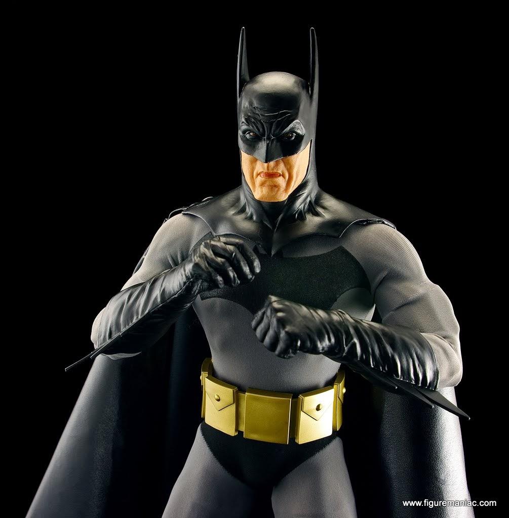 screentalker batman vs superman and the armored batsuit