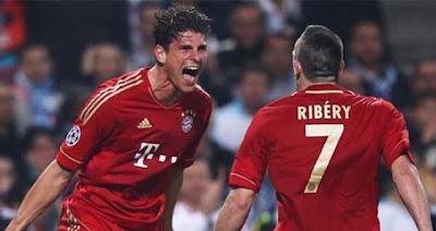 Prediksi Skor Bayern Munchen vs Wolfsburg 26 September 2012