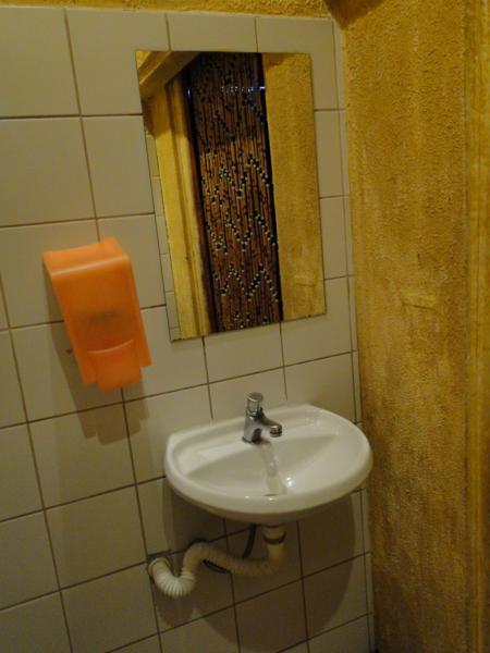 Em Busca do Banheiro Perfeito -> Pia De Banheiro Feminino