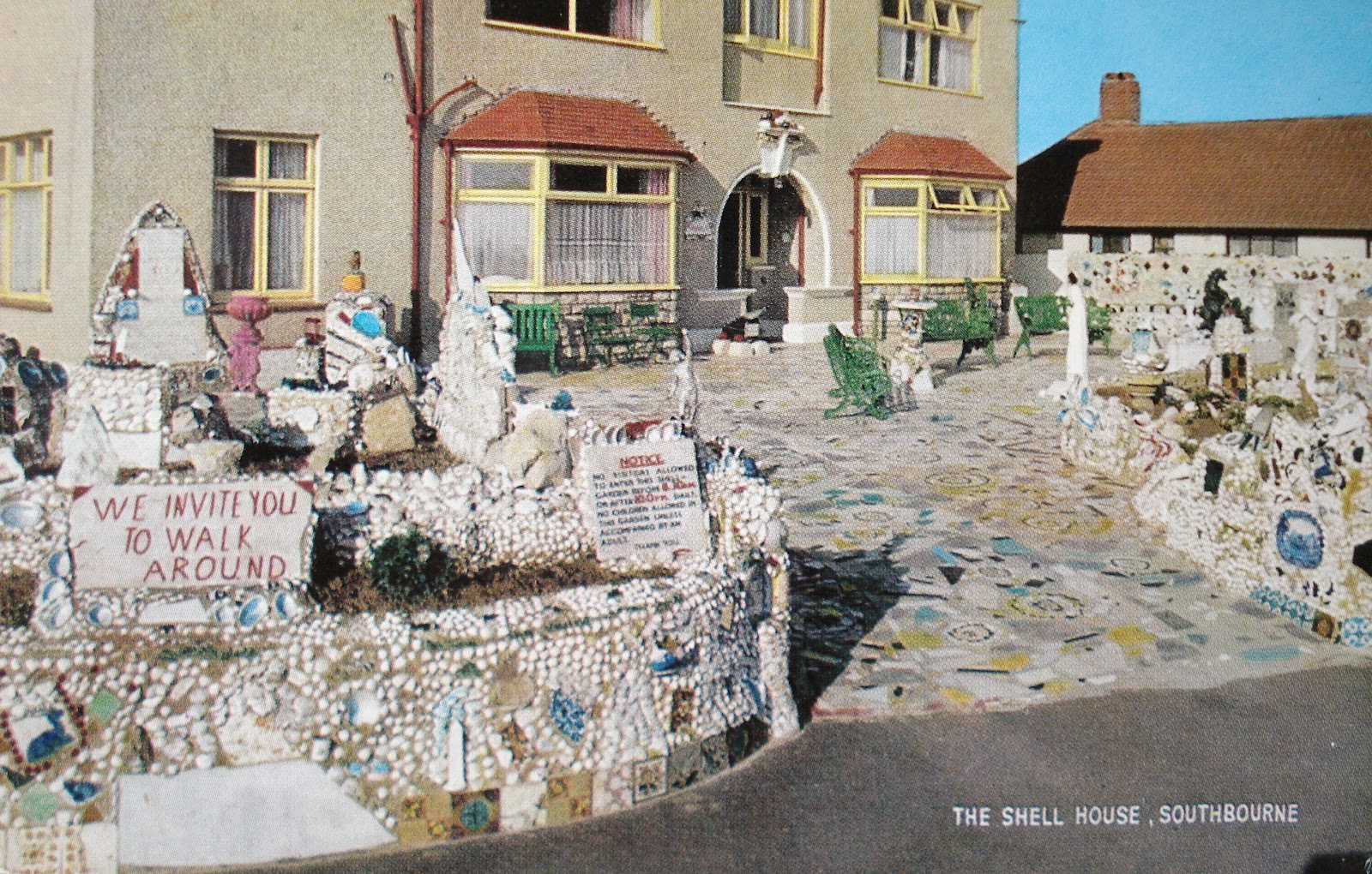 Drmattkerry 39 s blog shells eccentric seaside art for House shell cost