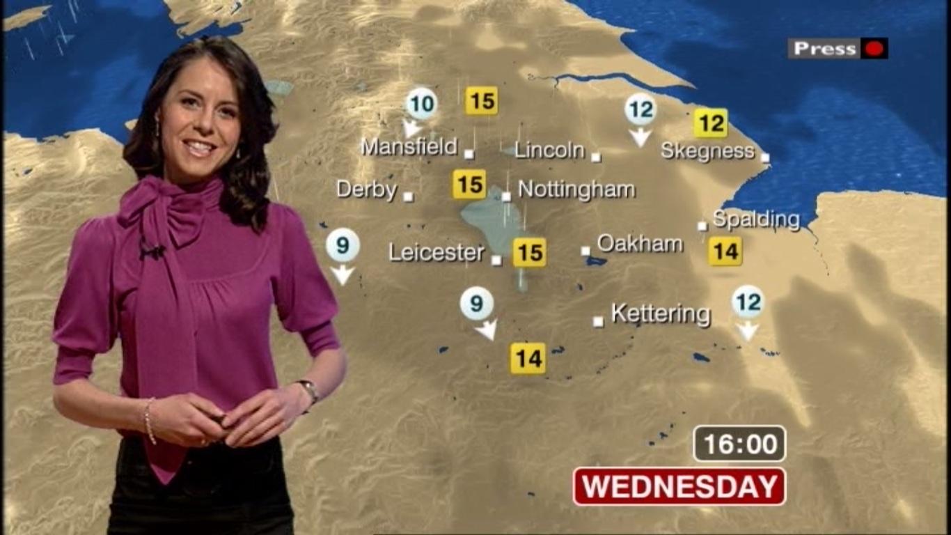 Bbc weather girls uk naked #10