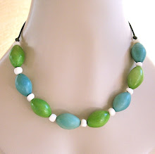 Brizel Tagua Nut Jewelry