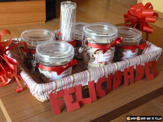 Un regalo de bodas especial y culinario currycurryquetepillo - Ideas para regalar dinero en una boda ...