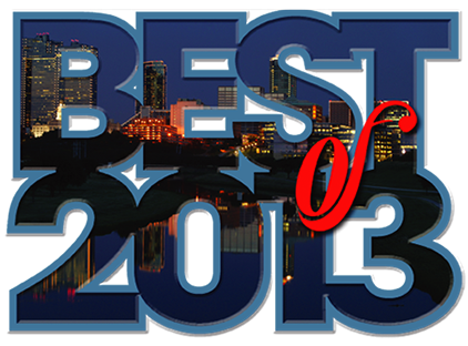 Best of 2013 Logo
