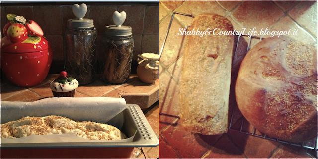 Farina Manitoba e Pane- Shabby&CountryLife.blogspot.it