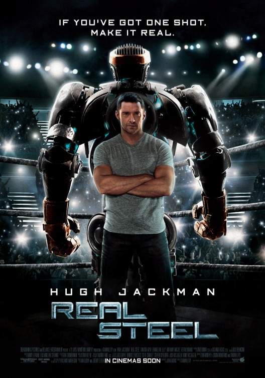 real steel 2011 BRRip mediafire movie