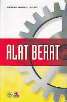 toko buku rahma: buku ALAT BERAT, pengarang ahmad kholil, penerbit rosda