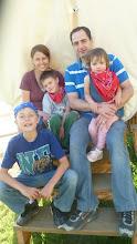 Jessica and Paul Ziel's Family