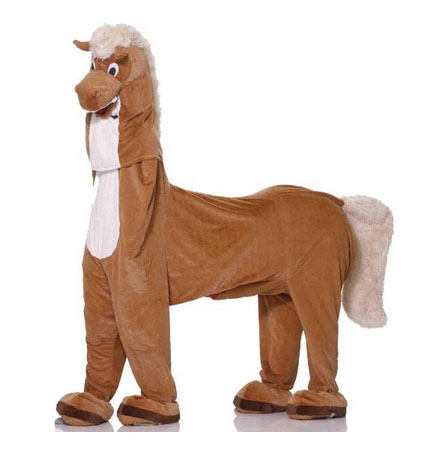 The Forum Novelties Two Man Horse Adult Costume comes complete with  sc 1 st  Julie Ann Brady  Blog On & Julie Ann Brady : Blog On: Two Person Horse Costume for Halloween ...