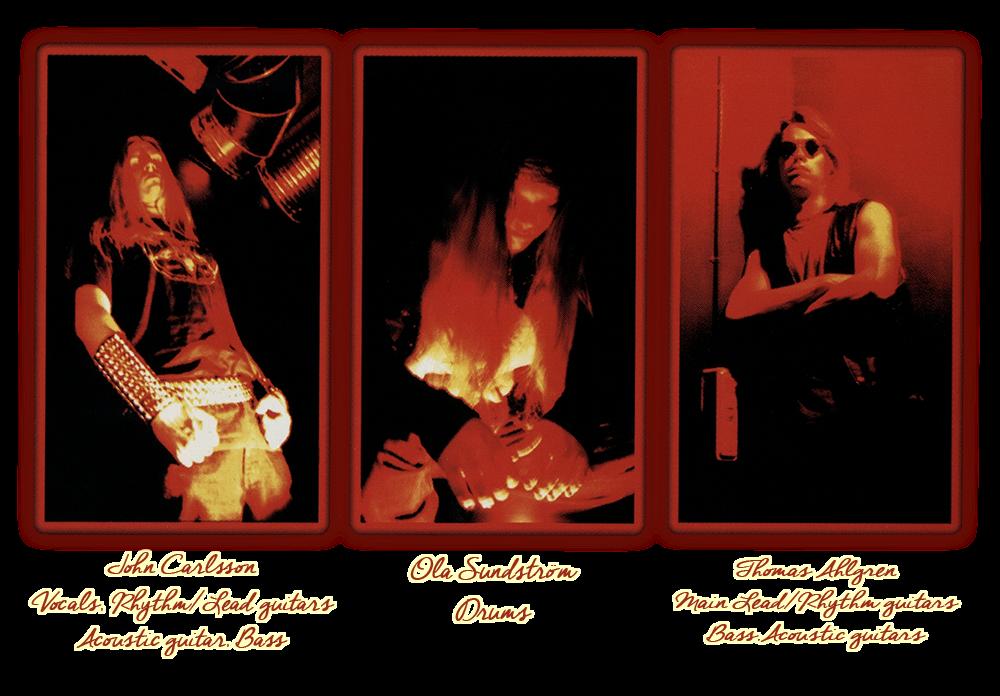 Eternal Autumn - Discografia [Melodic Death/Thrash Metal]