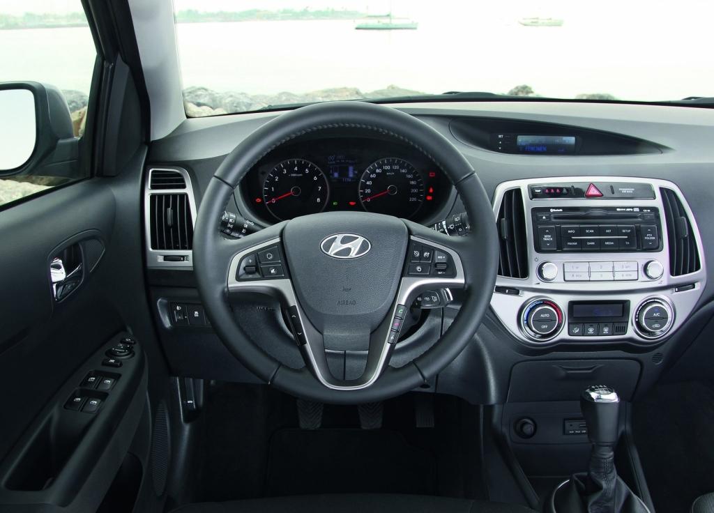Cockpit autom vel conte dos auto ensaio hyundai i20 1 for I20 asta o interior