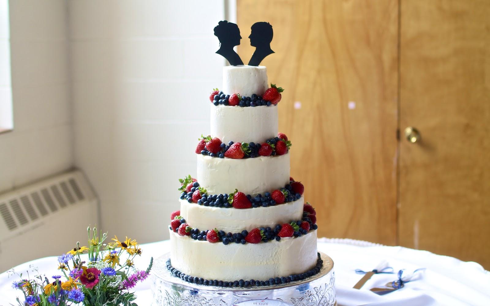 Tarts wedding cakes