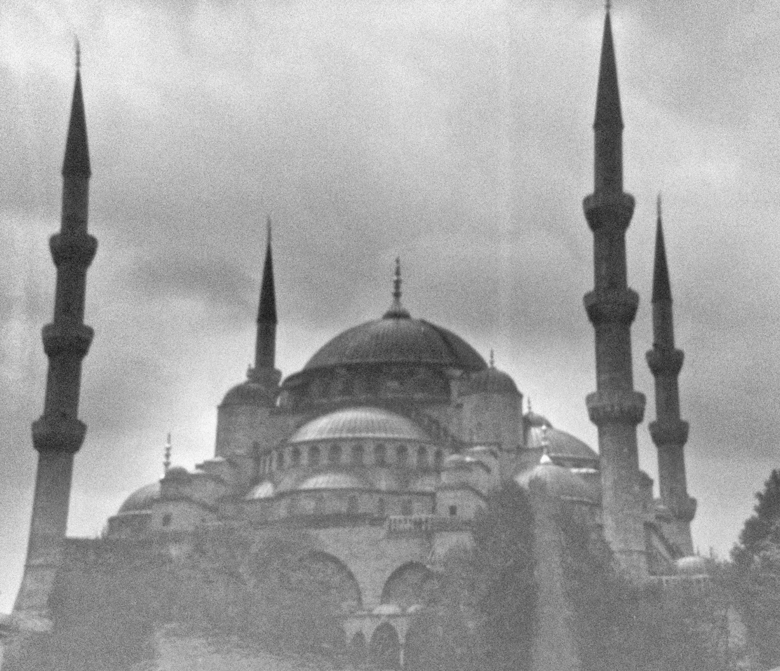 Blue Mosque: simplelivingeating.com