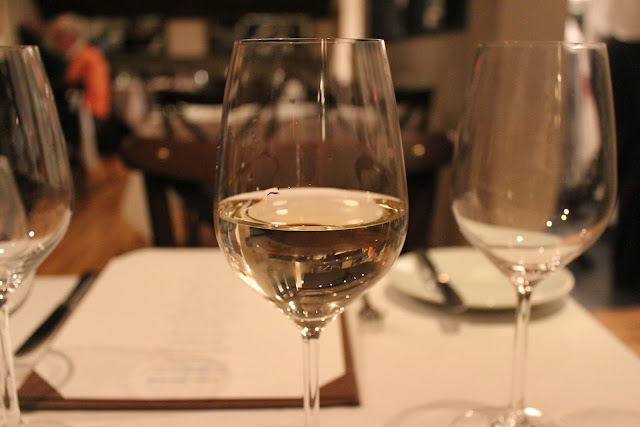 Sauvignon blanc at 80 Thoreau, Concord, Mass.