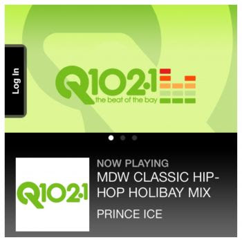 DJ Prince Ice - Q102 Holi-Bay Memorial Day Mix (2015)