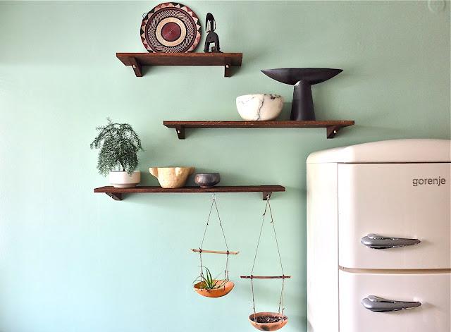 étagère cuisine vintage mid century céramique Laurent-Merchant-ceramics