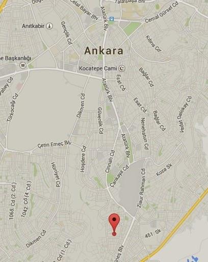 Singapur Büyükelçiliği Ankara